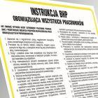 Instrukcja BHP czyszczenia, mycia i dezynfekcji metalowych opakowań zwrotnych
