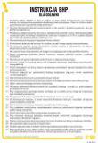 Instrukcja BHP dla odlewni - IAA06 - Instrukcje BHP