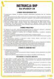 Instrukcja BHP dla splatacza lin - IAT02 - Gdzie umieścić instrukcję BHP?