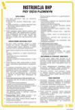 Instrukcja BHP przy cięciu plazmowym - IAC03 - Stocznia – bezpieczeństwo i higiena pracy
