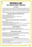 Instrukcja BHP przy obsłudze gaśnicy proszkowej - IAT07 - Koce gaśnicze