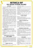 Instrukcja BHP przy obsłudze wycinarki walcowej - IAB23 - BHP na halach produkcyjnych