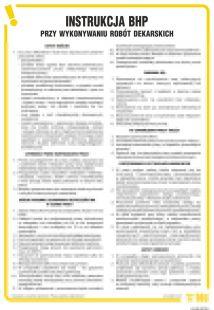Instrukcja BHP przy wykonywaniu robót dekarskich - IAJ06