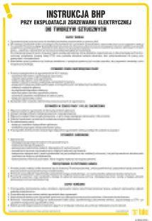 Instrukcja eksploatacji zgrzewarki elektrycznej do tworzyw sztucznych - IAE06