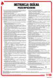 Instrukcja ogólna przeciwpożarowa - instrukcja ppoż - DB001 - Stałe urządzenia gaśnicze