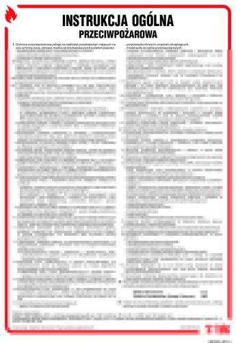 Instrukcja ogólna przeciwpożarowa - instrukcja ppoż - DB001 - Pożar w zakładzie pracy – jak działać? Pracownik i pracodawca