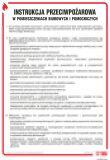 Instrukcja przeciwpożarowa w pomieszczeniach biurowych i pomocniczych - instrukcja ppoż - DB005 - Magazyny i hurtownie – znaki bezpieczeństwa i PPOŻ