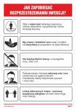 Jak zapobiegać rozprzestrzenianiu się infekcji - skrócona instrukcja - IAX14 - Instrukcja mycia i dezynfekcji rąk: jakie zasady i techniki powinna zawierać i gdzie ją kupić?