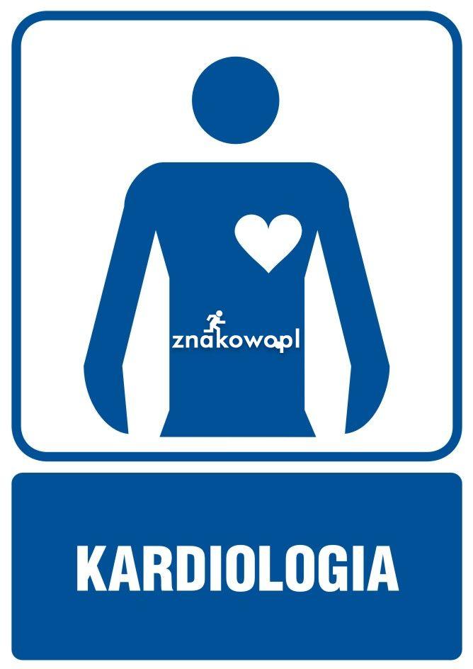 Kardiologia - Placówki służby zdrowia – oznaczenia