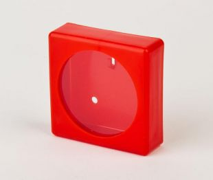 Kasetka na klucz PCV 7,4x7,4x2,2 cm