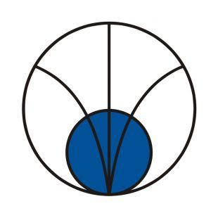 KC001 - Źródło promieniowania elektromagnetycznego - znak bezpieczeństwa, ostrzegający, promieniowanie elektromagnetyczne