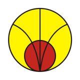 KC005 - Strefa zagrożenia - znak bezpieczeństwa, ostrzegający, promieniowanie elektromagnetyczne - Promieniowanie elektromagnetyczne – BHP i znaki