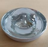 Kocie oczko - najezdniowy, punktowy element odblaskowy - szklany, wpuszczany - LUX 5 5cm biały - Znaki poziome – wymagania techniczne