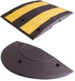 Kompletny próg podrzutowy zwalniający, drogowy 5cm, najazd 60cm - U-17 PW-60 - Rodzaje progów zwalniających