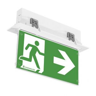 Lampa oprawa awaryjna - wskazująca kierunek ewakuacji ONTEC G