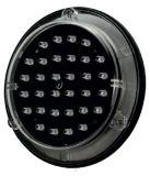 Lampa ostrzegawcza drogowa, panel LED 10 cm - błysk standardowy - Tablice zamykające U-26