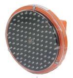 Lampa ostrzegawcza drogowa, panel LED 23 cm - błysk standardowy - Tablice ostrzegawcze i wcześnie ostrzegające