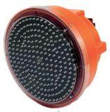 Lampa ostrzegawcza drogowa, panel LED 34 cm - błysk standardowy - Tablice ostrzegawcze i wcześnie ostrzegające