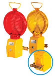 Lampa zmierzchowa drogowa MINISTAR 1000 - czerwona