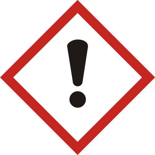 LF007 - Produkt zagrażający zdrowiu - znak piktogram GHS 07 CLP - Substancje chemiczne – oznakowanie