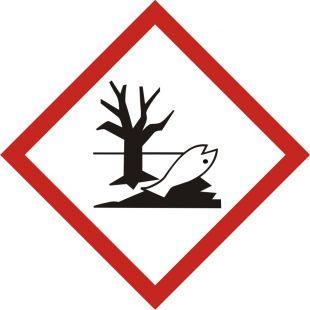 LF009 - Produkt niebezpieczny dla środowiska - znak piktogram GHS 09 CLP