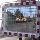 Lustro drogowe - prostokątne, akrylowe, z siatką zabezpieczającą