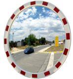 Lustro okrągłe uliczne drogowe - Zastosowanie urządzeń bezpieczeństwa ruchu drogowego