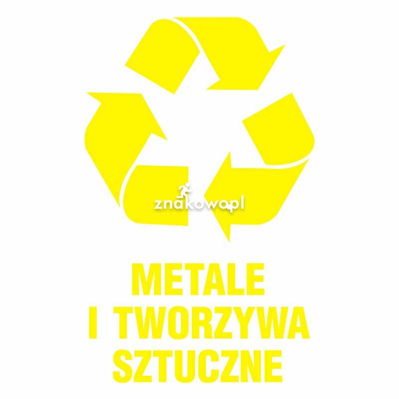 Metale i tworzywa sztuczne 1 - Segregacja odpadów w świetle nowych przepisów