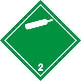 Naklejka ADR podklasa nr 2.2 - Gazy niepalne, nietrujące. Klasa 2 - MB108 - ADR-RID – piktogramy
