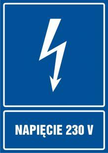 Napięcie 230 V