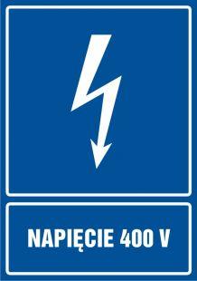 Napięcie 400 V