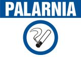 NE017 - Palarnia 1 - znak informujący - Biurowiec – jakie oznaczenia są konieczne?
