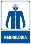 Neurologia - znak informacyjny - RF010