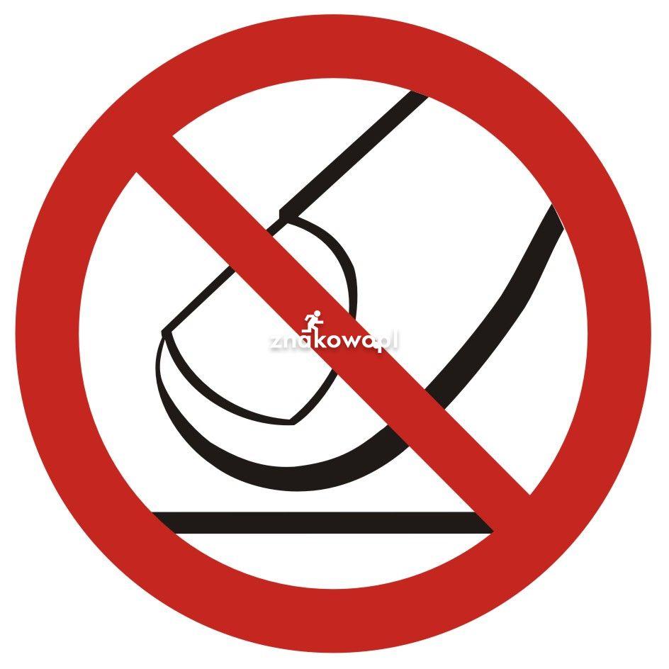 Nie dotykać - Plac budowy – znaki i tablice