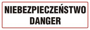 Niebezpieczeństwo-Danger