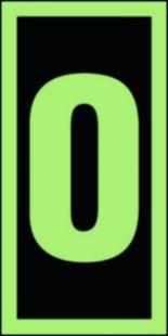 Numer stacji ewakuacyjnych 0 - znak morski - FE001