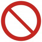 Ogólny znak zakazu
