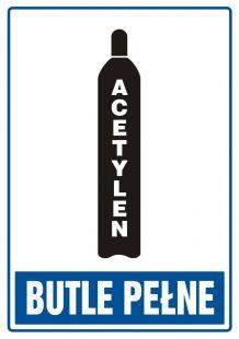 PA004 - Butle pełne - acetylen