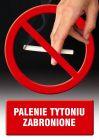 Palenie tytoniu zabronione 3 - znak informacyjny - PC501
