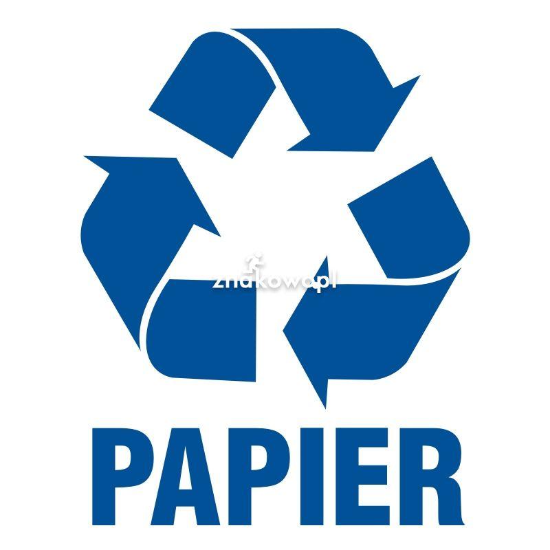 Papier 1 - Segregacja odpadów w świetle nowych przepisów