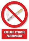 PC102 - Palenie tytoniu zabronione 1 - znak informacyjny