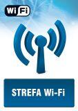 PC506 - Strefa wi-fi 2 - znak informacyjny - Obiekty handlowe – znaki bezpieczeństwa i tablice informacyjne
