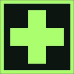 Pierwsza pomoc medyczna - znak ewakuacyjny - AAE003