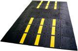 Płytowy, wyspowy próg zwalniający - konfigurowalny wymiar - drogowy, przejście dla pieszych - Rodzaje progów zwalniających