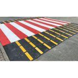 Płytowy, wyspowy próg zwalniający - konfigurowalny wymiar - drogowy, przejście dla pieszych - Progi zwalniające U-16