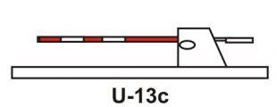 Półrogatka U-13c