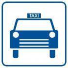 Postój taksówek - znak informacyjny - RA040