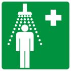 Prysznic bezpieczeństwa