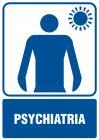 Psychiatria - znak informacyjny - RF015