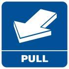 Pull - znak informacyjny - RA124
